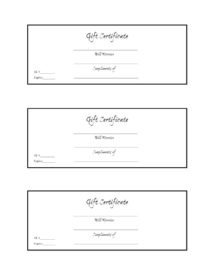 3 up black and white gift certificate iworkcommunity yelopaper Choice Image